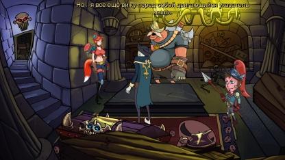 Обзор Darkestville Castle. Бёртон встречает Шейфера