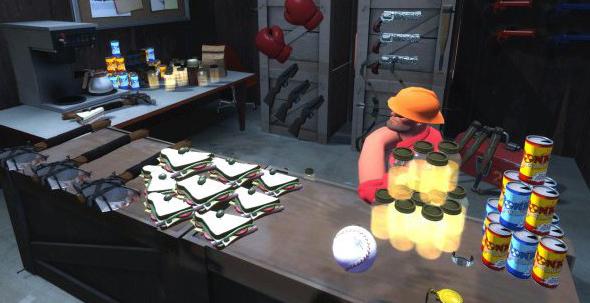 Team Fortress 2. Так ли универсально стандартное оружие?