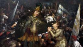 The Procession to Calvary. Страдающее Возрождение