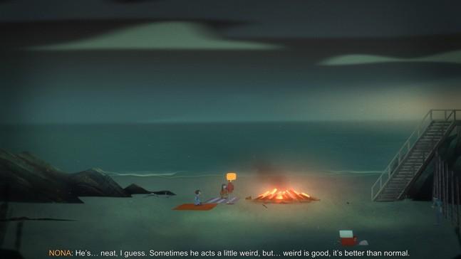 Таинственный остров. Обзор Oxenfree
