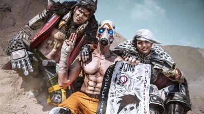 Косплей недели: Borderlands, Dark Souls III, Cyberpunk 2077