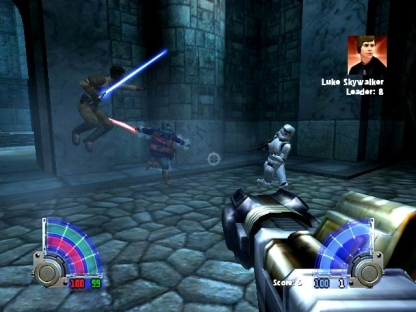 Star Wars Jedi Knight: Jedi Academy — 14 лет! Вспоминаем игру по мотивам саги Джорджа Лукаса