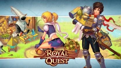 скачать игру Royal Quest - фото 3