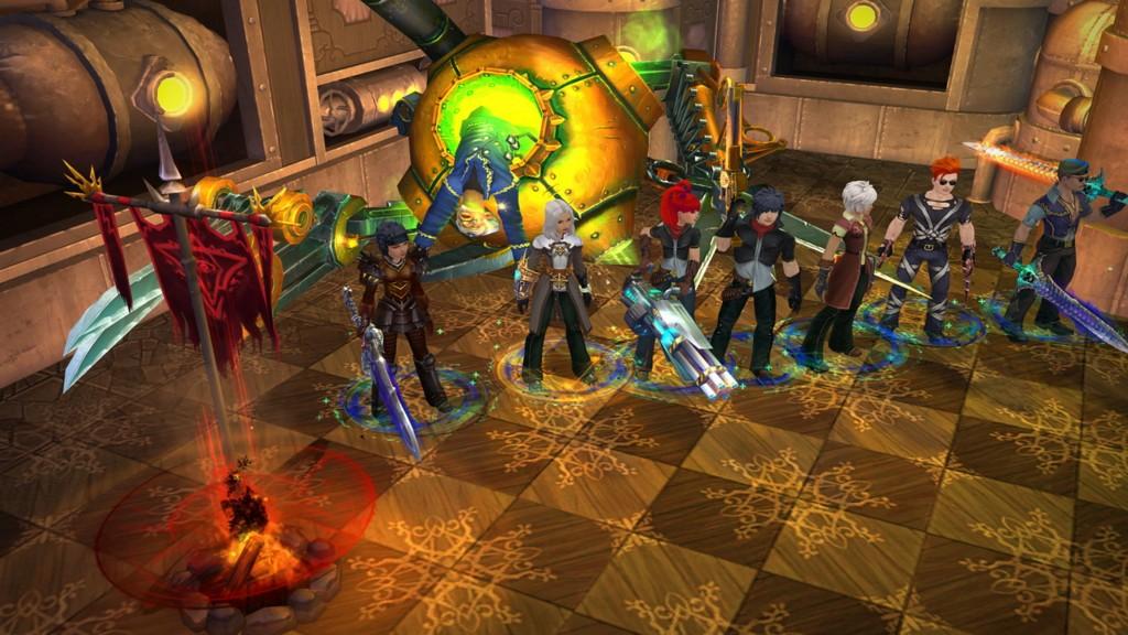 скачать игру Royal Quest - фото 2