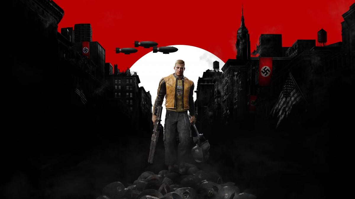 Впечатления от геймплея Wolfenstein 2: The New Colossus. Бласко убить невозможно!
