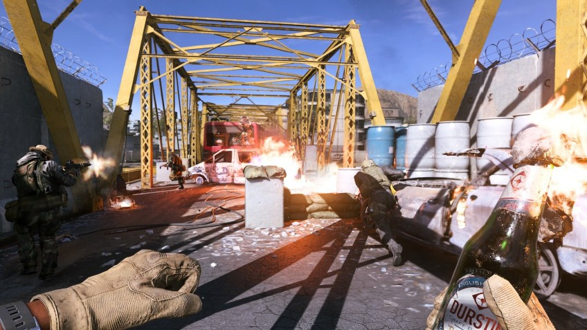 Call of Duty: Modern Warfare не будет в российском PS Store? Мнения редакции
