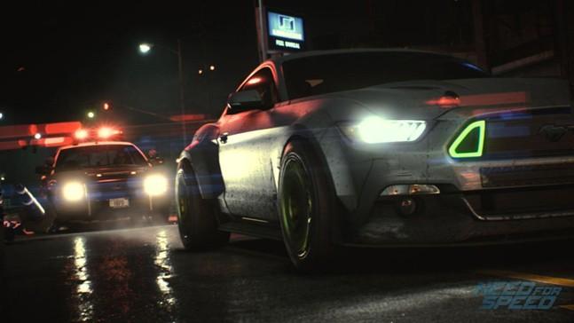 Семь особенностей новой Need for Speed