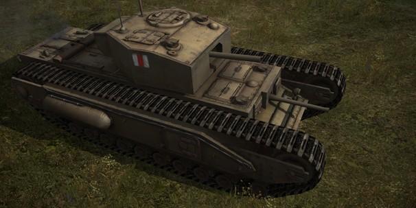 World of Tanks: Британские танки