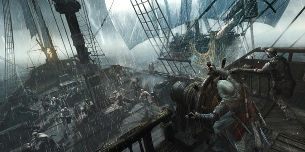 Gamescom-2013: Assassin's Creed 4: Black Flag
