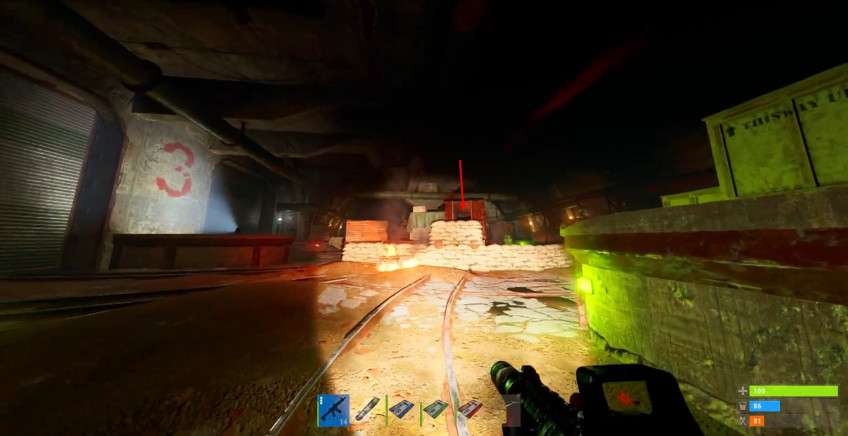 Гайд: Где найти и использовать красные карты доступа в Rust