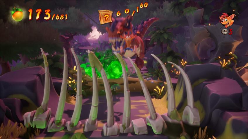 Мы поиграли в Crash Bandicoot 4: It's about Time. Бесит, как в 90-х