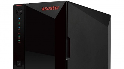 Супер NAS для дома. Asustor Nimbustor2 AS5202T —5 Гбит/с для хранения данных