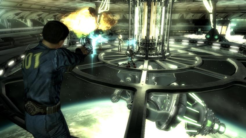 День космонавтики! Космомиссии в играх: от Portal 2 и Wing Commander до Mass Effect и Fallout 3