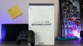 Destiny 2: Beyond Light Collector's Edition за 20 000 рублей: распаковка и много фотографий
