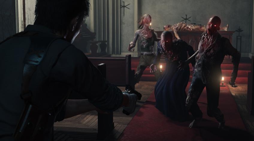The Evil Within 2 на QuakeCon 2017. Не совсем хоррор