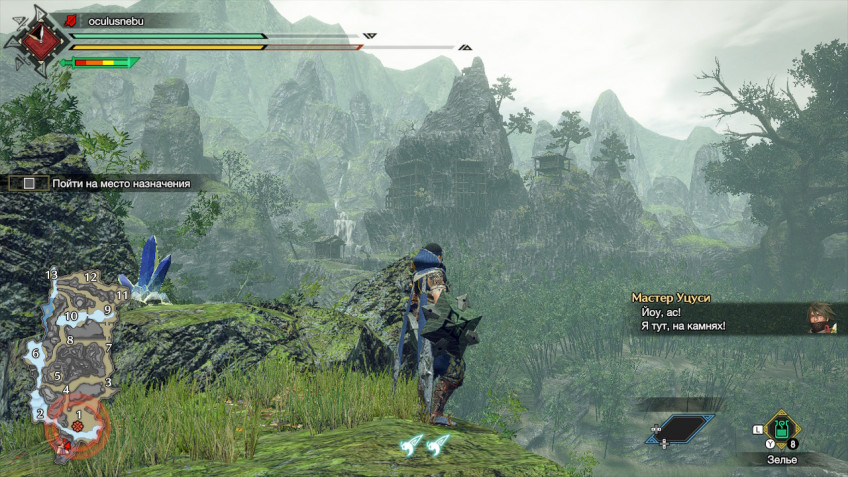 Первые впечатления от Monster Hunter Rise. Охота на статус-кво