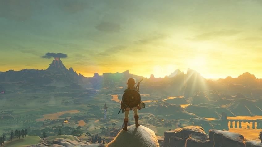 Снова здравствуй, Хайрул! Обзор The Legend of Zelda: Breath of the Wild