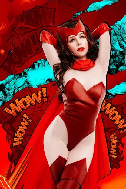 Косплей недели: «Чужой», DC, Marvel, «Простоквашино», «Малефисента» и «Ведьмак»