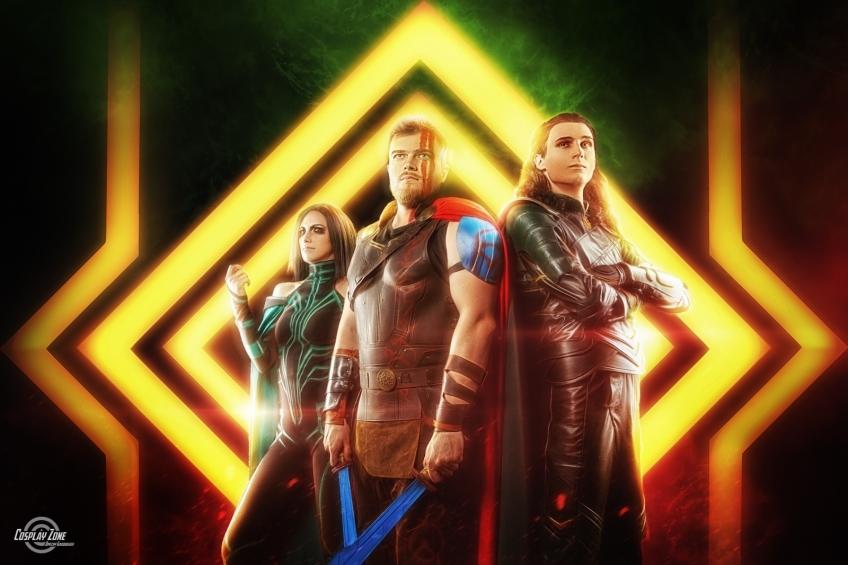 Косплей по «Мстителям»! Специальный выпуск