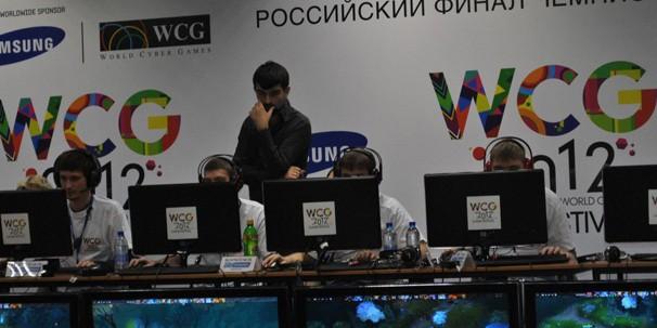 Итоги национального финала World Cyber Games 2012