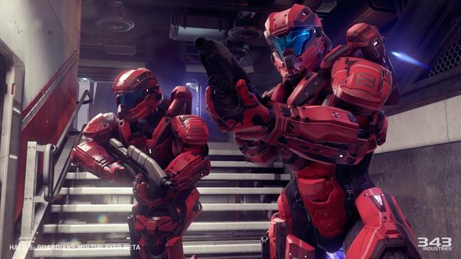 Впечатления от ранней беты Halo 5: Guardians