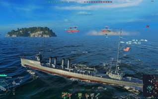 Отечественный производитель: Cradle, World of Warships, «Легенды Эйзенвальда»