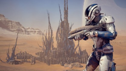 Записки о Mass Effect: Andromeda. Гиперблокнот инженера Райдера