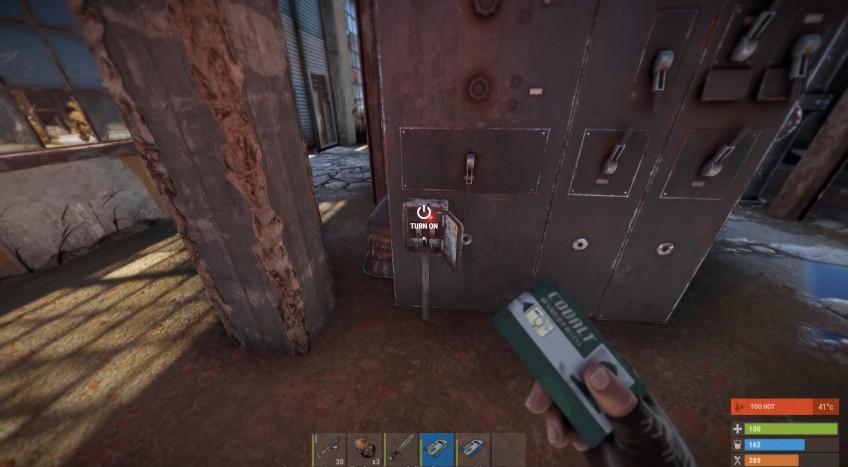 Гайд: Где найти и использовать синие карты доступа в Rust