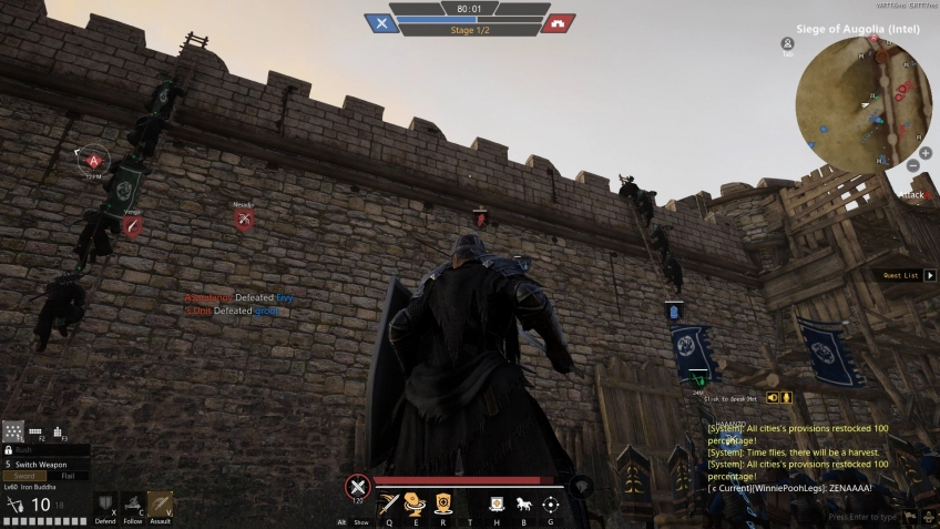 10 фактов о Conqueror's Blade