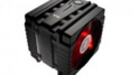 Красный ветрокрыл. Тестирование процессорного кулера Cooler Master V6