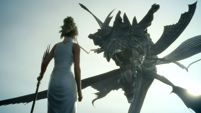 Впечатления от Uncovered: Final Fantasy XV