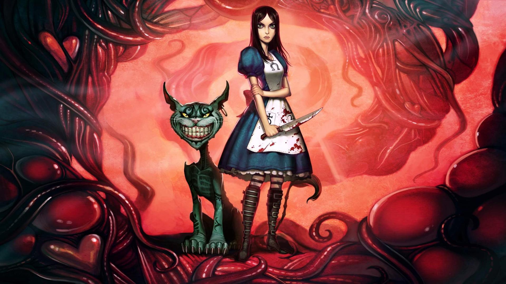 Куда делась «Алиса МакГи» и чем занят её создатель? 20 лет American McGee's Alice