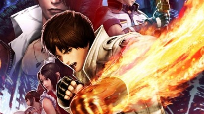 Право на трон. Обзор The King of Fighters 14