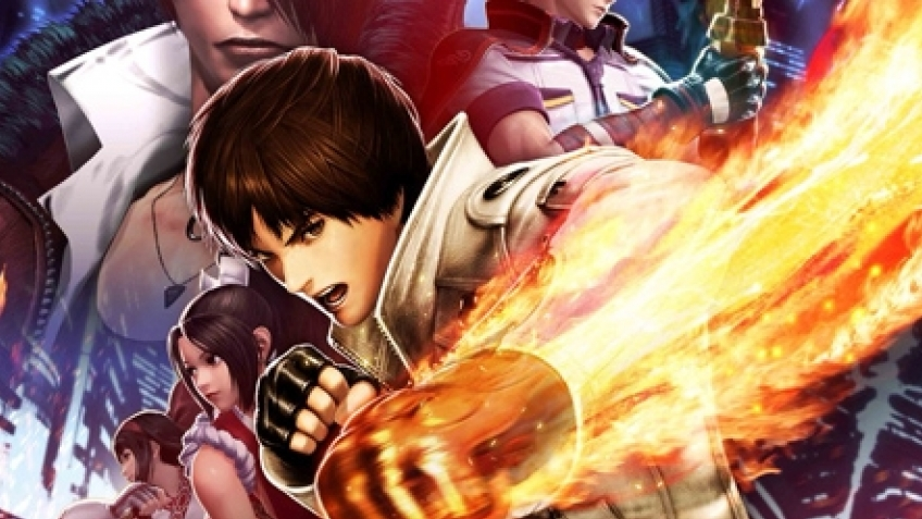 Право на трон. Обзор The King of Fighters14