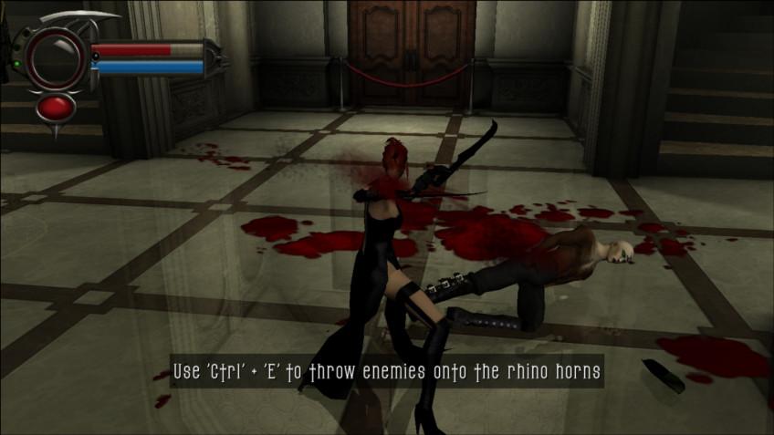 Ремастер Bloodrayne 1 и 2. Кровь не первой свежести
