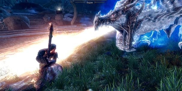 The Elder Scrolls V: Skyrim. Прохождение основного сюжета, часть вторая