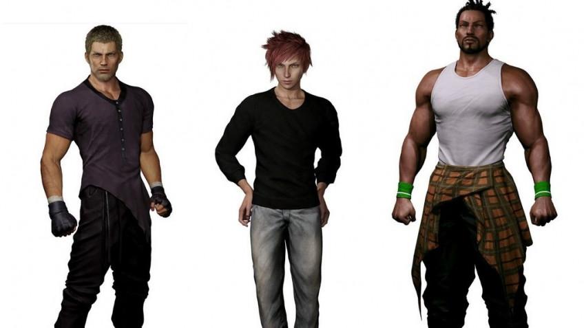 Stranger of Paradise: Final Fantasy Origin. Японский стыд