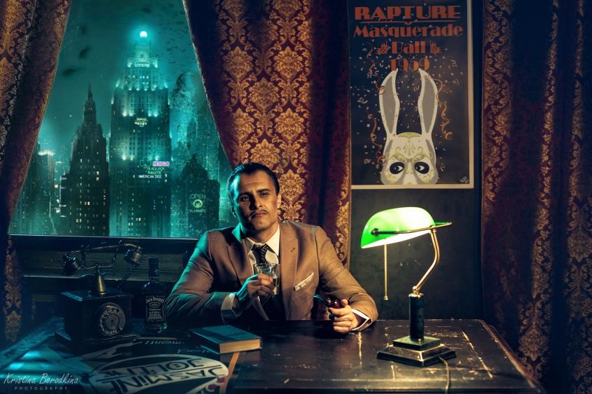 Косплей недели: BioShock, Overwatch, AVA Expo