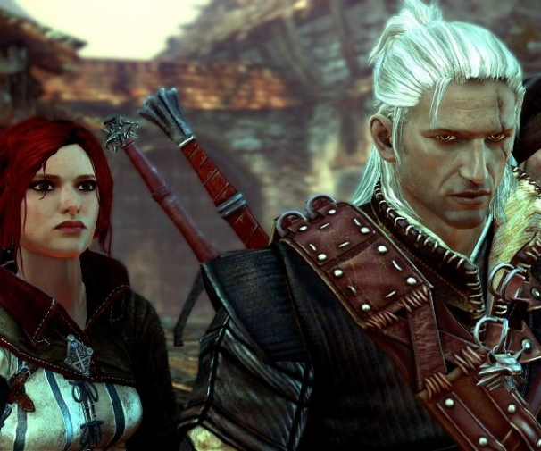 The Witcher 2 (Xbox 360)