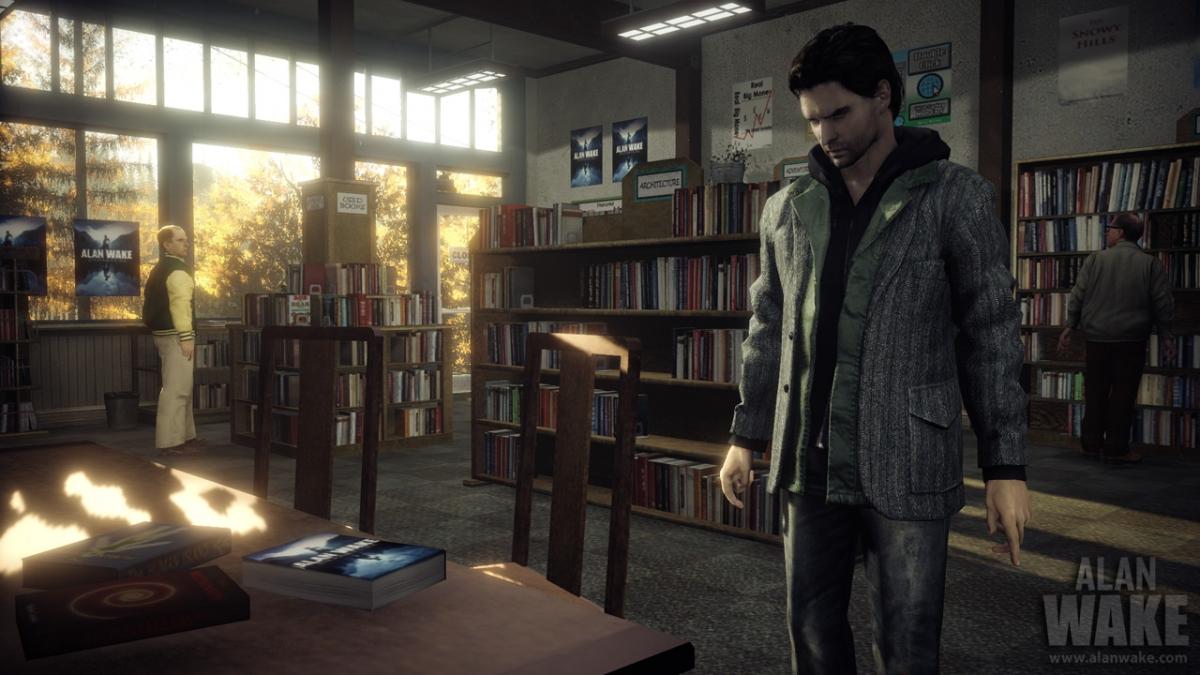 Книги по Alan Wake, Mass Effect, Deus Ex, Thief и S.T.A.L.K.E.R. Что почитать, когда все игры пройдены