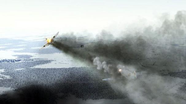 Небо, самолет, дедушка. Ил-2 Штурмовик: Битва за Сталинград