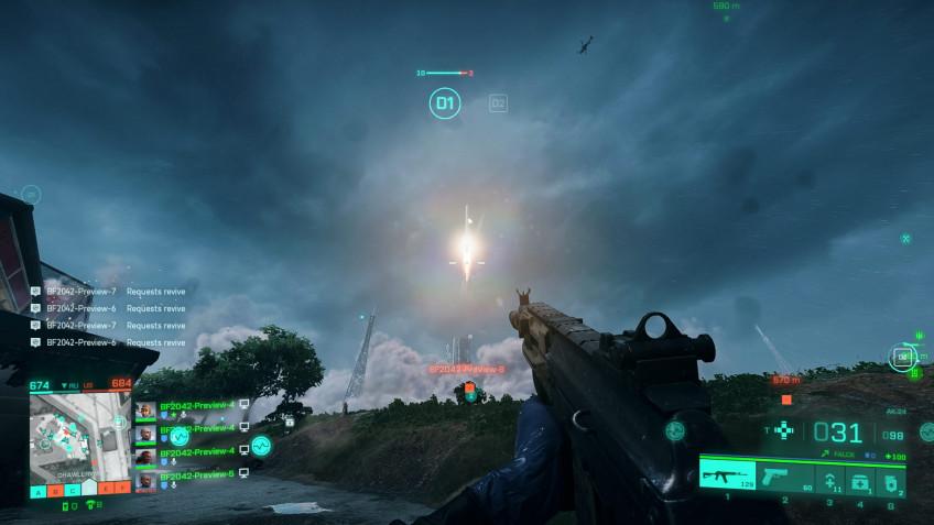 Поиграли в бету Battlefield 2042. Лучше пятёрки, хуже четвёрки