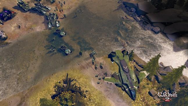 Какой будет Halo Wars 2 — и какова она сейчас