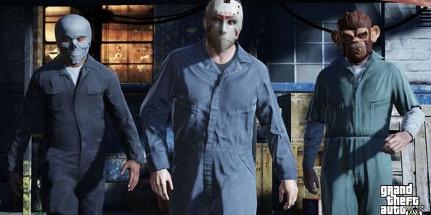Обзор Grand Theft Auto V (GTA 5)