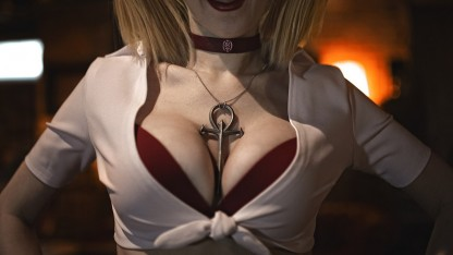 Пятничный косплей: Vampire: The Masquerade, Dota 2, Injustice 2 и Marvel