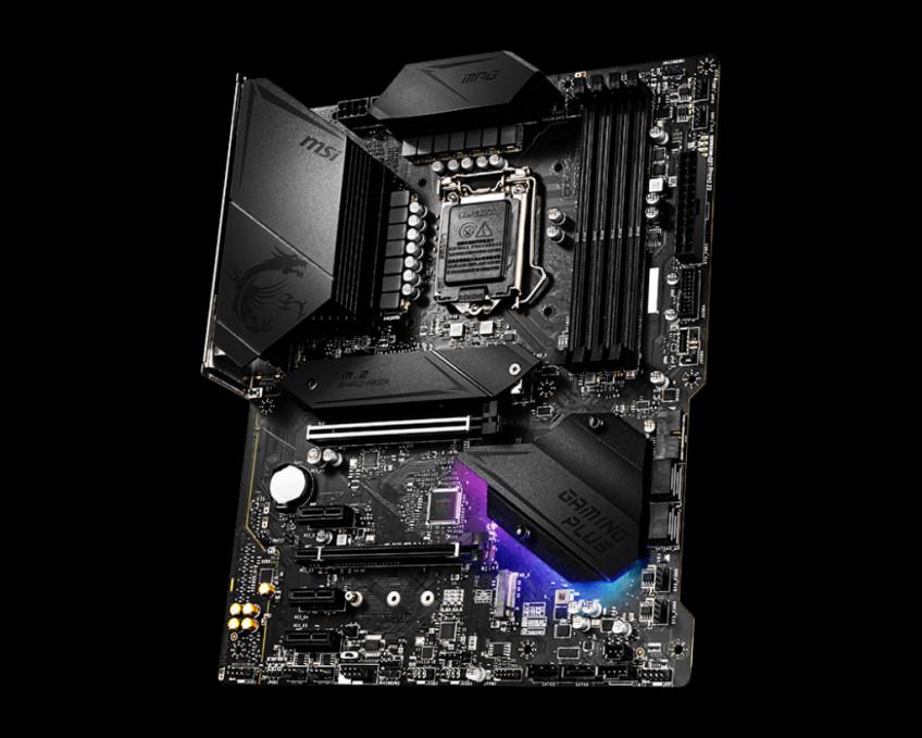 Системные платы MSI на чипсете Z490