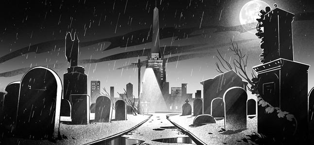 «Игромир-2016»: Улица потухших фонарей. Превью Renoir