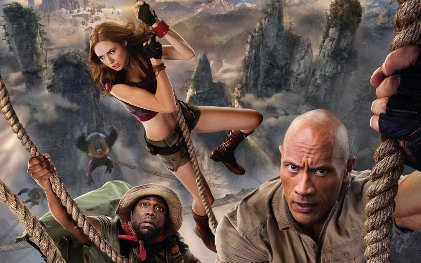 Обзор фильма «Джуманджи: Новый уровень». Деды выживали