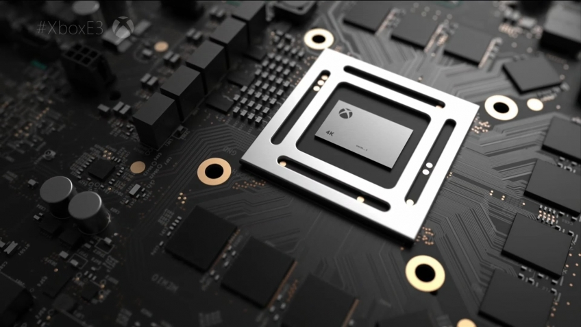 Microsoft на E3 2017: Xbox One X, Metro: Exodus, Assassin's Creed: Origins и другое