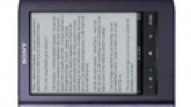 Только тронь. Тестирование электронной книги Sony PRS-350